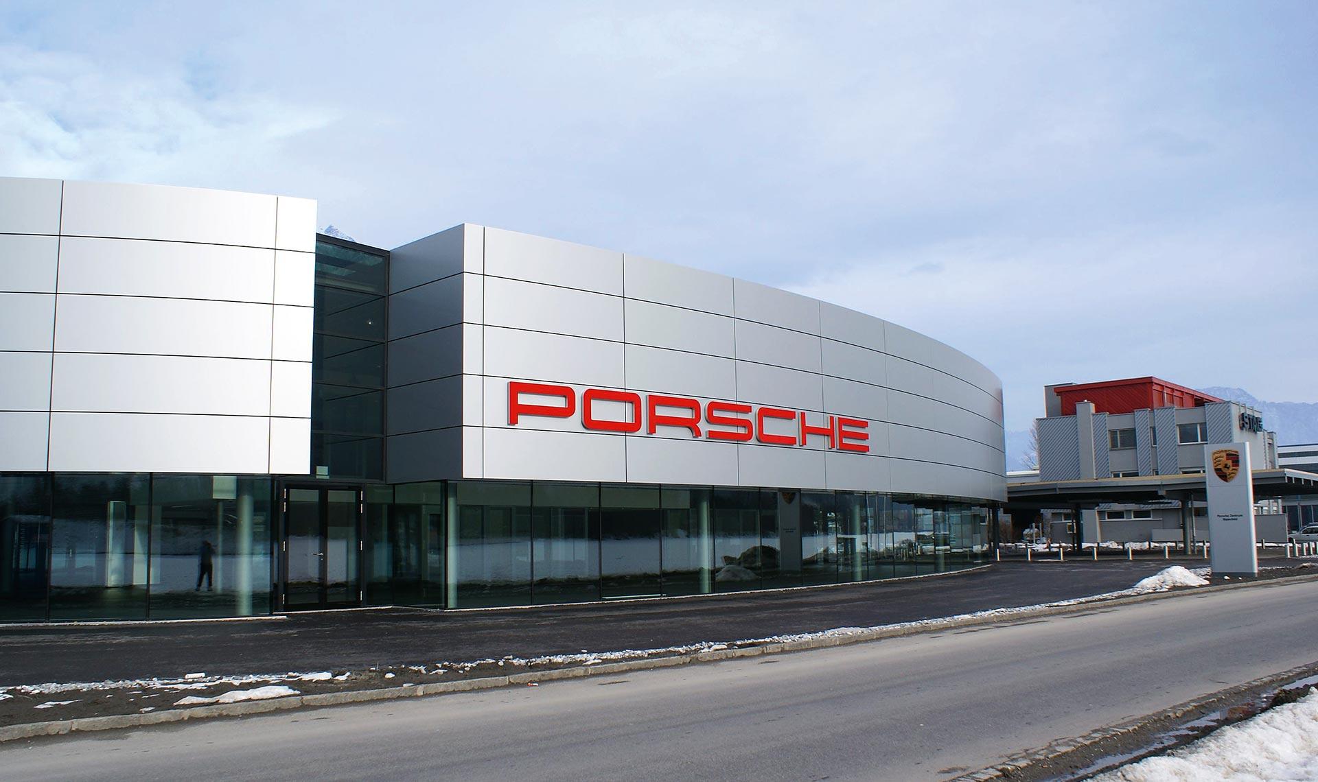 Porsche Zentrum AMAG, Zürich (CH)