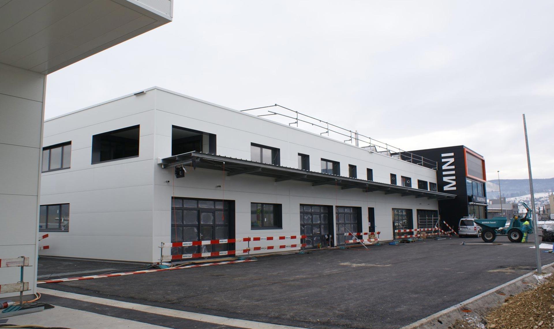 BMW Garage, Aesch (CH)