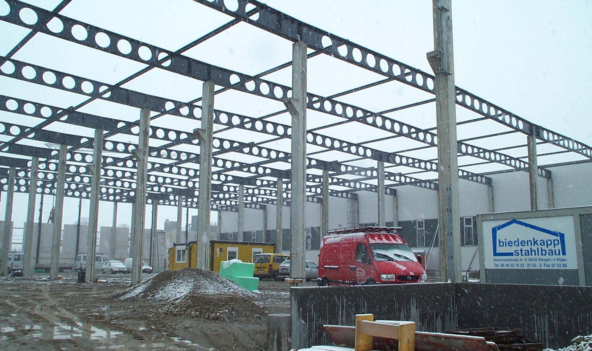 Knoll Maschinenbau, Bad Saulgau (D)