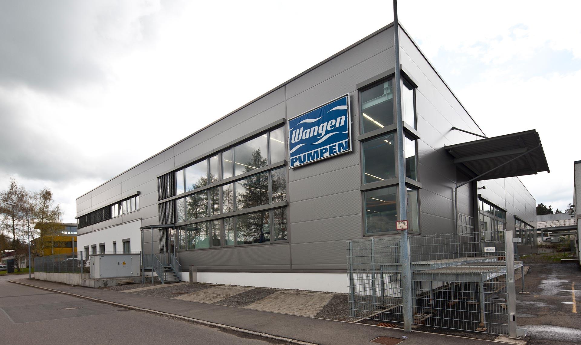 Pumpenfabrik, Wangen (D)