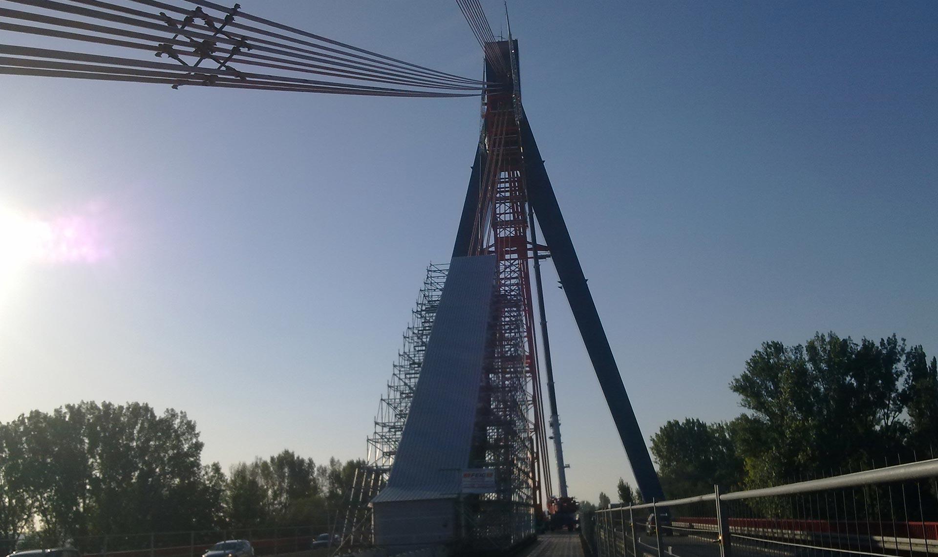 Rheinbrücke, Speyer (D)