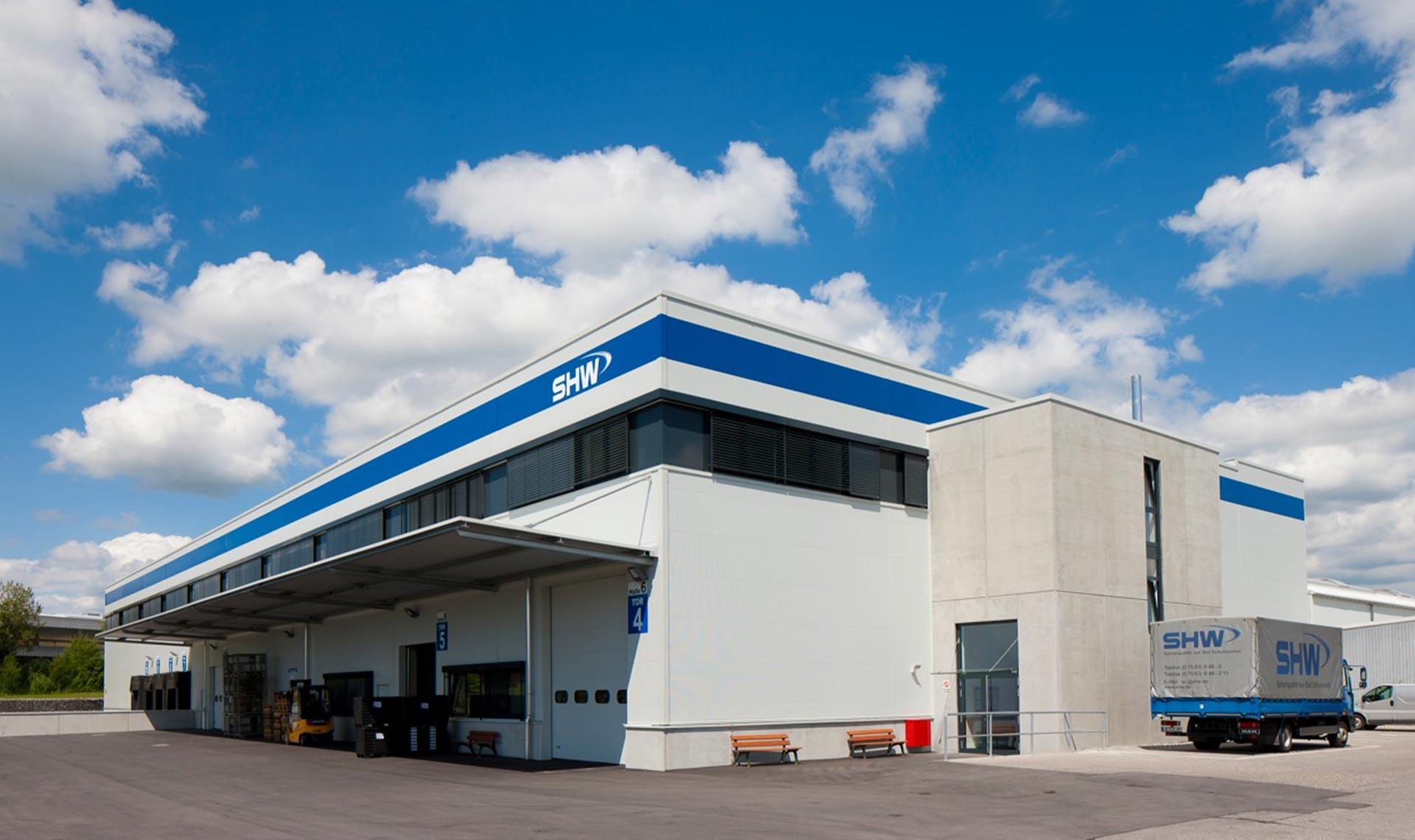 SHW Automotive, Bad Schussenried (D)